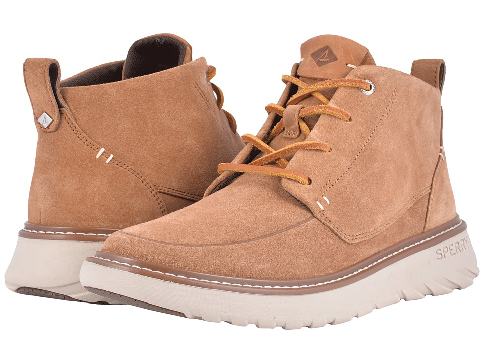 Sperry Top-Sider Element Chukka (Caramel Suede) Men's Shoes