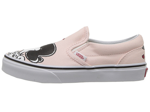 Classic Slip-On x Peanuts (Little Kid/Big Kid)