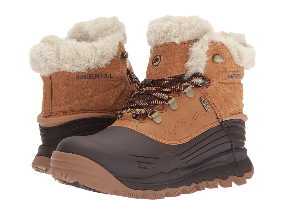 Merrell Thermo Vortex 6 Waterproof (Merrell Tan) Women