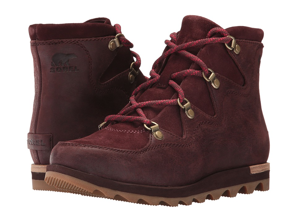 SOREL Sneakchic Alpine (Redwood) Women