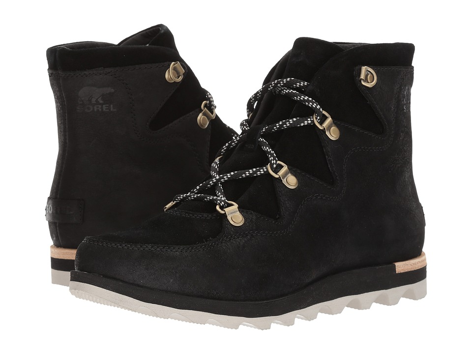 SOREL Sneakchic Alpine (Black) Women