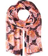 Calvin Klein - Poly Chiffon Floral Print