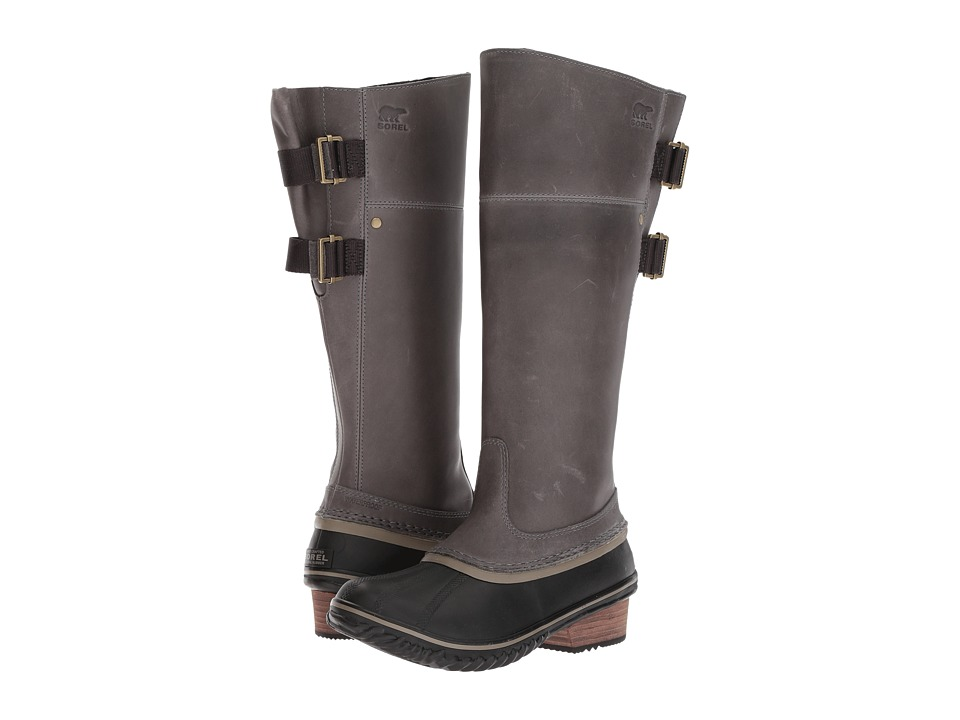 SOREL Slimpack Riding Tall II (Quarry/Pebble) Women
