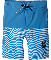 Volcom Kids - Vibes Half Stoney Boardshort (Toddler/Little Kids)