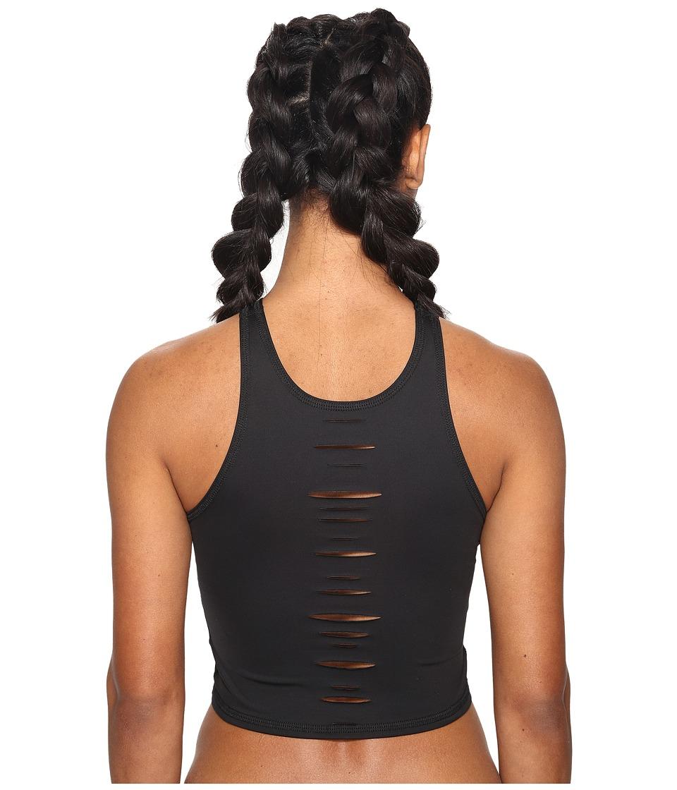 teeki - Jimi Mermaid Tank Top (Black) Womens Sleeveless