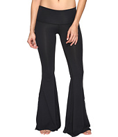 teeki - Solid Black Bell Bottoms