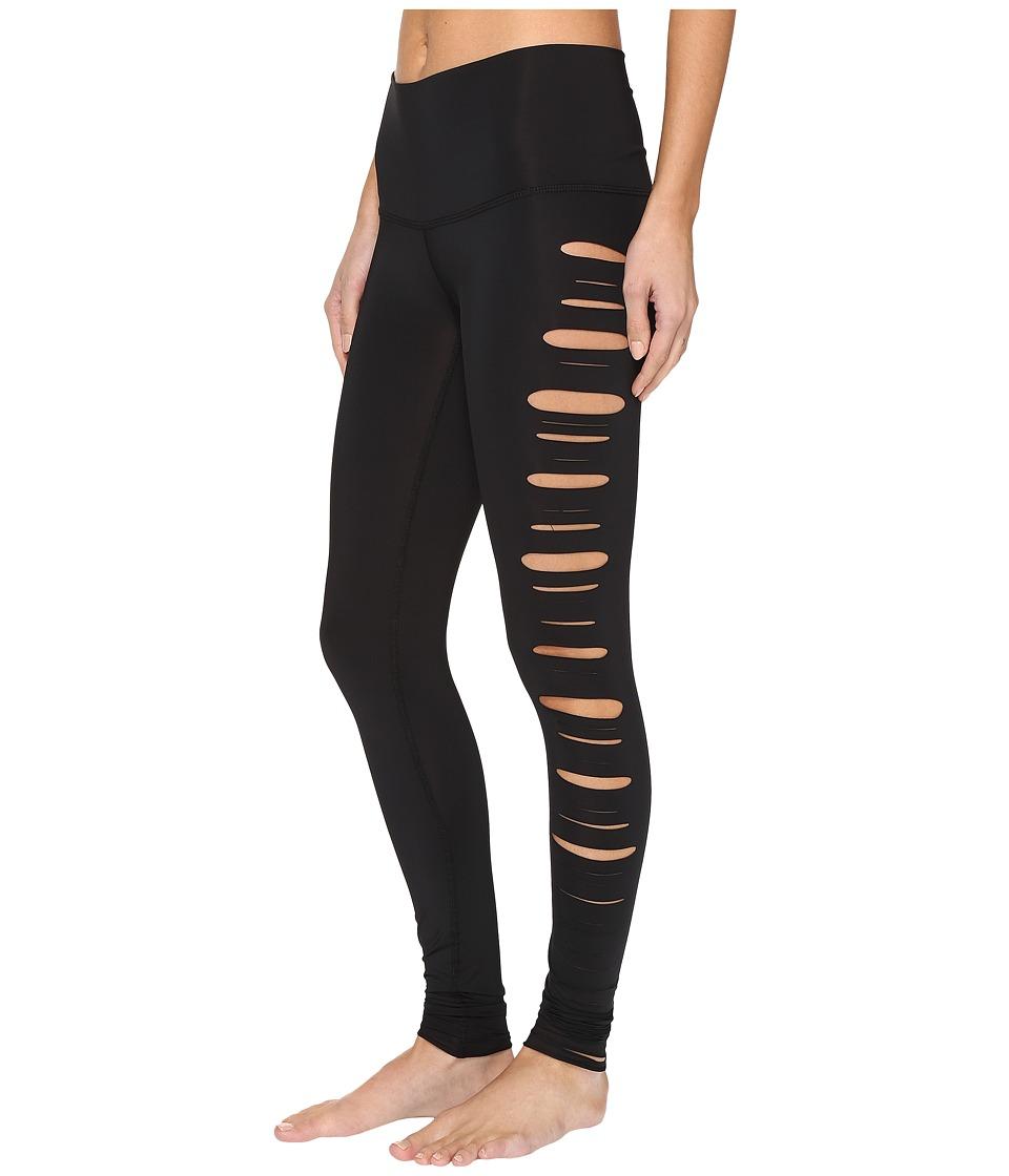 teeki - Jimi Hot Pants (Black) Womens Casual Pants