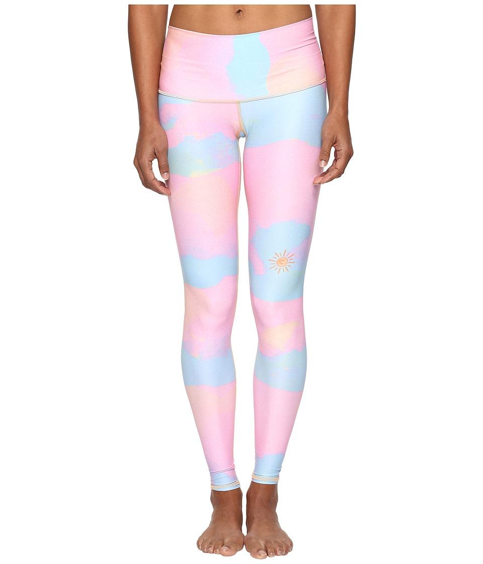 teeki New Moon Rainbow Hot Pants (Rainbow Camo) Women