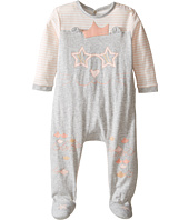 Little Marc Jacobs - Little Ears Details Footie Sold with Gift Box (Infant)