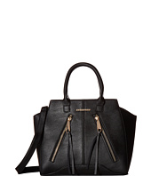 Rampage - Zipper Satchel