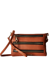 Rampage - Tri-Zip Detailed Crossbody
