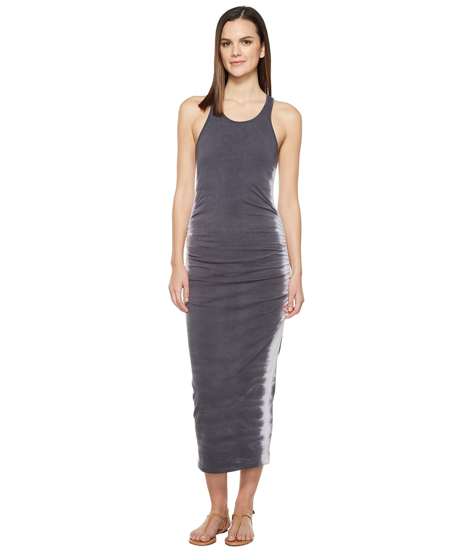 Michael Stars Flame Wash Racerback Midi Dress (Oxide) Women