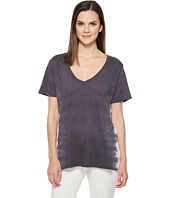 Michael Stars - Flame Wash Short Sleeve V-Neck