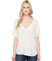 Michael Stars - Naomi Wash Peasant Top