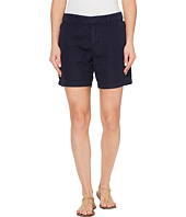 Michael Stars - Linen Cotton Blend Walking Shorts