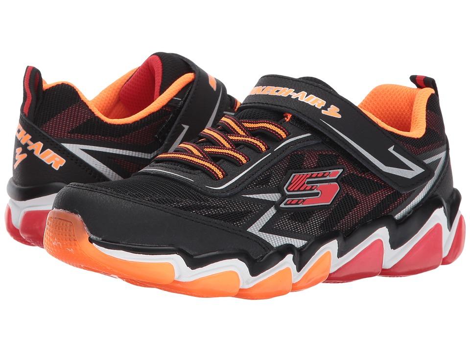 SKECHERS KIDS Skech-Air 3.0 97415L (Little Kid/Big Kid) (Black/Red) Boy's Shoes
