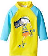 Little Marc Jacobs - Swimsuit Long Sleeve Tee Shirt (Infant)