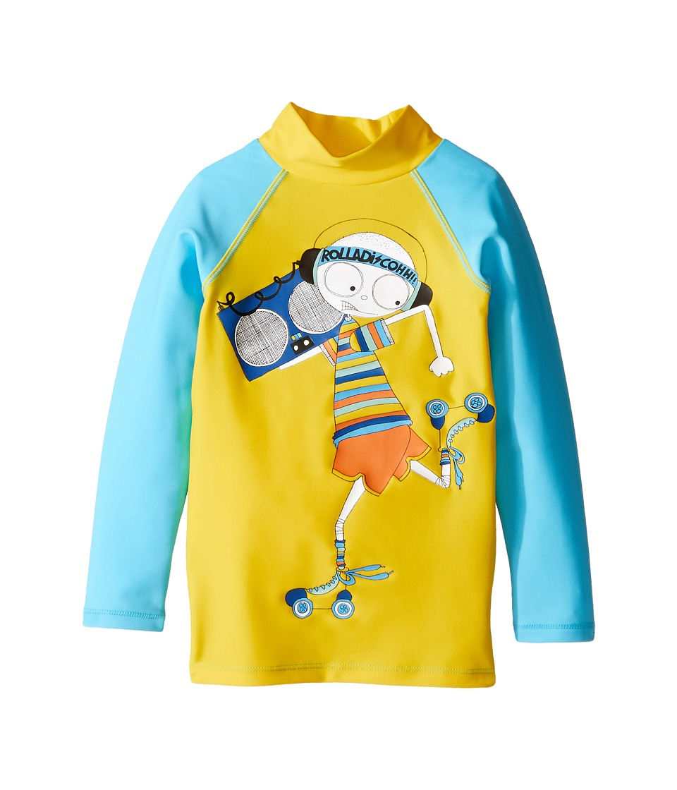 Little Marc Jacobs - Swimsuit Long Sleeve Tee Shirt