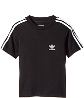 adidas Originals Kids - 3-Stripes Tee (Infant/Toddler)