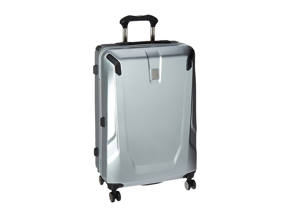 Travelpro - Crew 11 Hardside 25 Spinner (Silver) Luggage