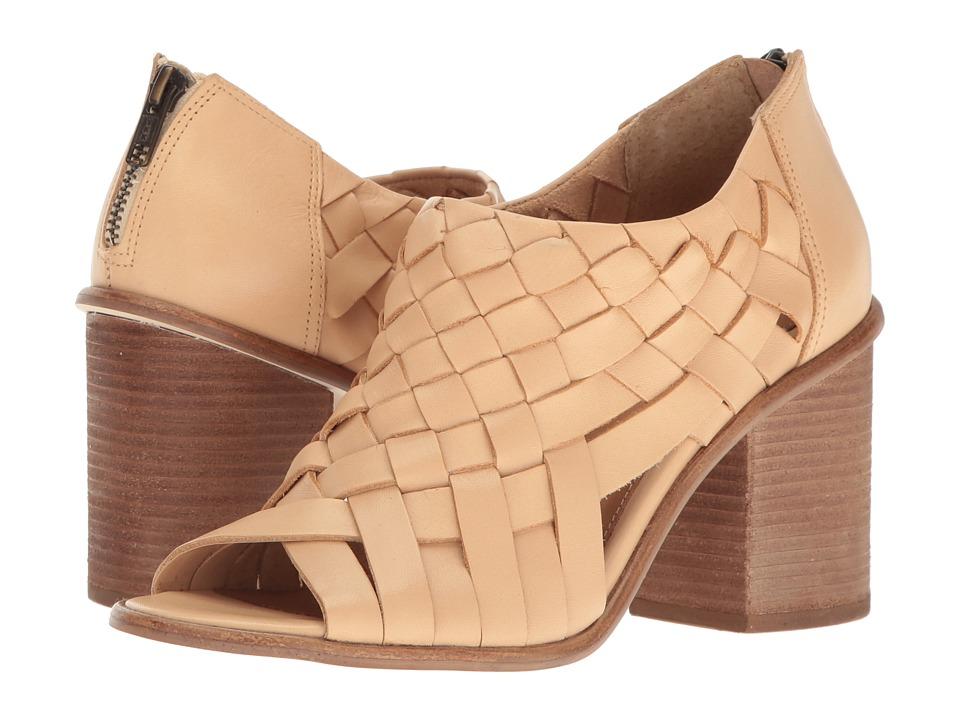 Corso Como Salem (Nude Brushed Leather) High Heels