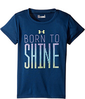 Under Armour Kids - Born To Shine Short Sleeve (Little Kids)
