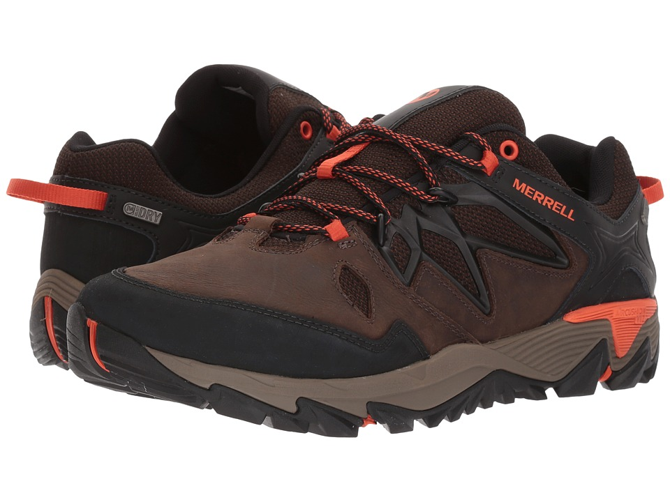 Merrell - All Out Blaze 2 Waterproof (Clay) Mens Shoes