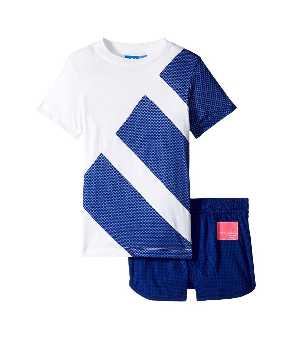 adidas Originals Kids - EQT Tee Short Set