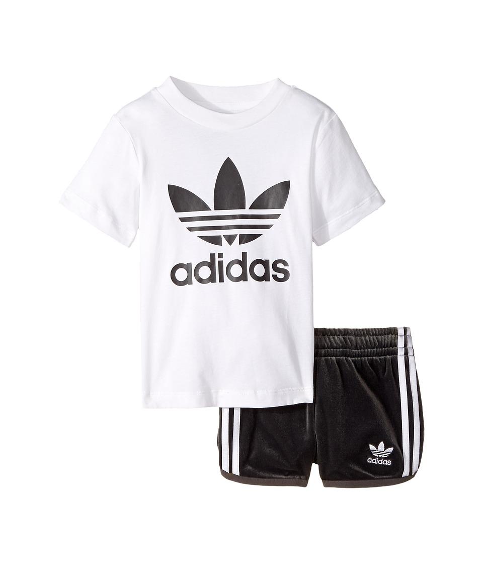 adidas Originals Kids - Tee and Shorts Set