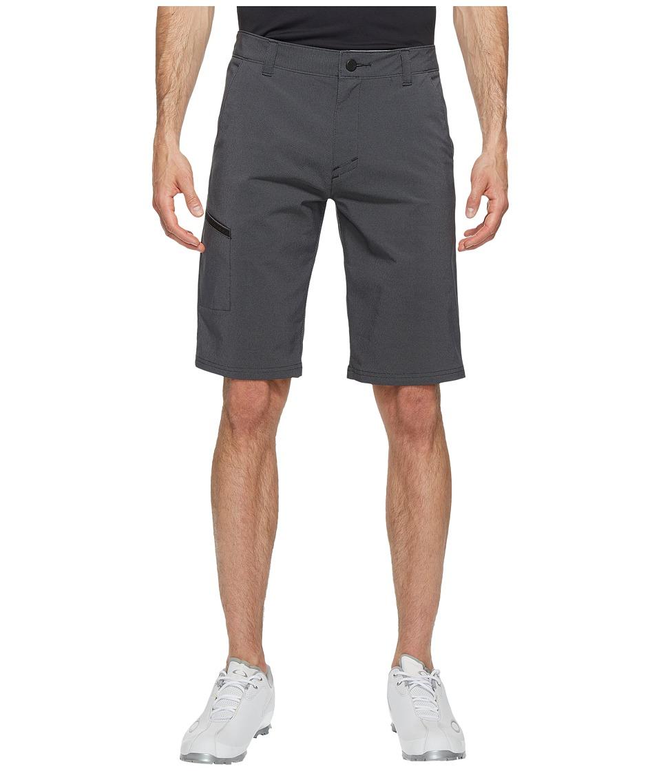 Oakley Hazardous Shorts (Blackout) Men