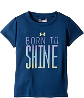 Under Armour Kids - Born To Shine Short Sleeve (Toddler)