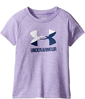Under Armour Kids - UA Split Logo Short Sleeve (Toddler)