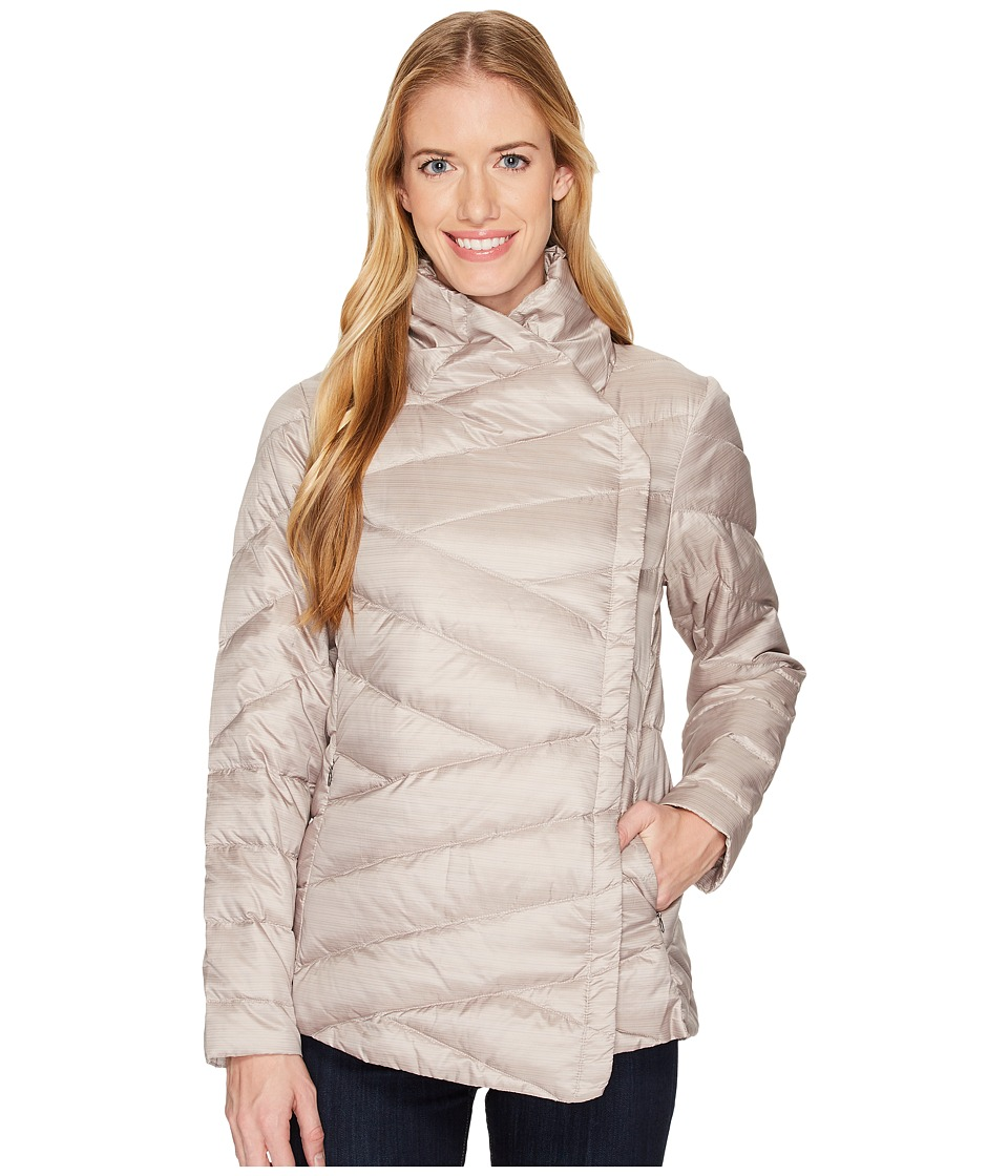 NAU Intersect Down Jacket (Atmosphere Stripe) Women