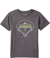 Under Armour Kids - Baseball Diamond Short Sleeve (Toddler)