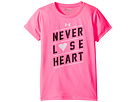 Under Armour Kids - Never Lose Heart Short Sleeve (Little Kids)