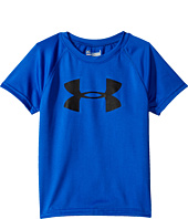 Under Armour Kids - Solid Big Logo Short Sleeve (Little Kids/Big Kids)