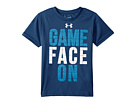 Under Armour Kids - Game Face On Short Sleeve (Little Kids/Big Kids)