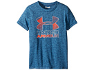 Under Armour Kids - New Big Logo Short Sleeve (Little Kids/Big Kids)
