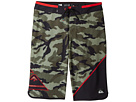 Quiksilver Kids - New Wave Everyday Hi 19 Boardshorts (Big Kids)