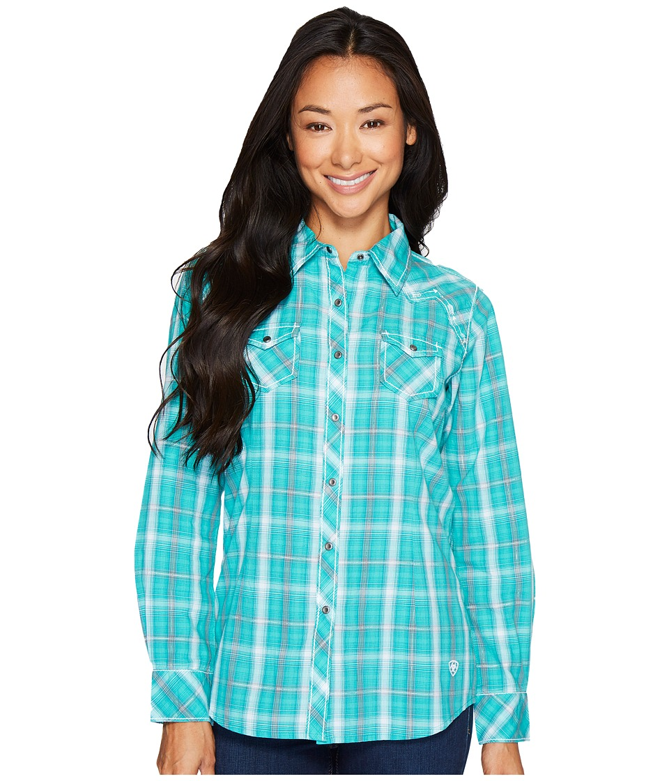 Ariat Maverick Snap Shirt (Multi) Women