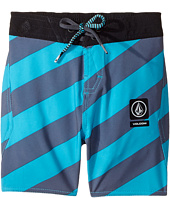 Volcom Kids - Stripey Half Stoney Boardshort (Toddler/Little Kids)
