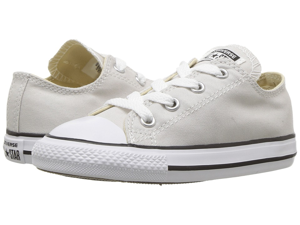 Converse Kids Chuck Taylor All Star Ox (Infant/Toddler) (Pale Putty) Kids Shoes