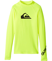 Quiksilver Kids - All Time Long Sleeve (Big Kids)