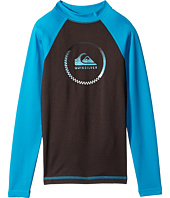 Quiksilver Kids - Active Long Sleeve Rashguard (Big Kids)