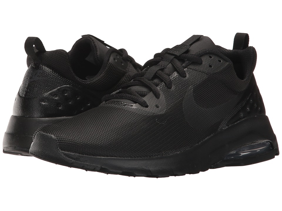 Nike Kids Air Max LW (Big Kid) (Black/Black/Black) Boys Shoes