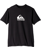 Quiksilver Kids - Solid Streak Short Sleeve (Big Kids)