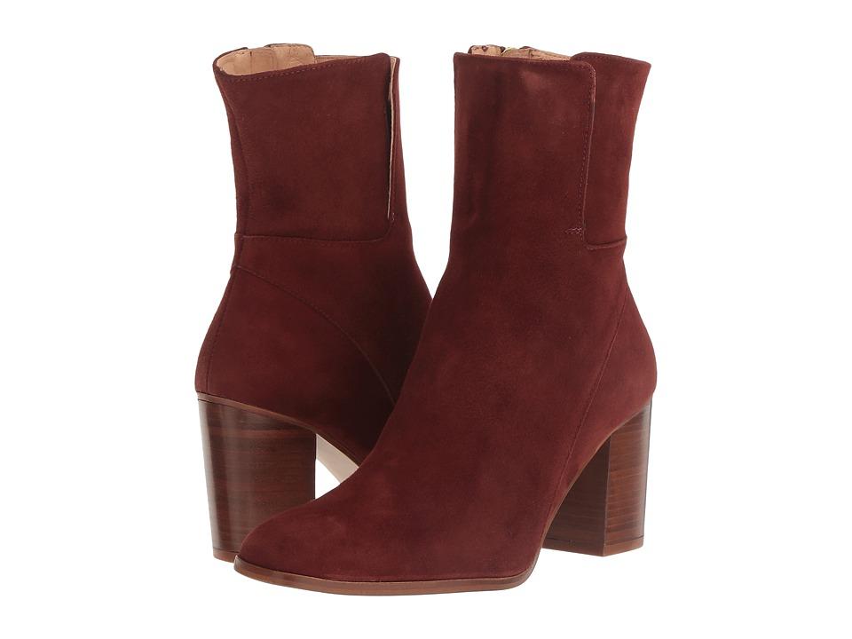 Free People Breakers Heel Boot (Brown) Women