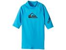 Quiksilver Kids - All Time Short Sleeve Shirt (Big Kids)