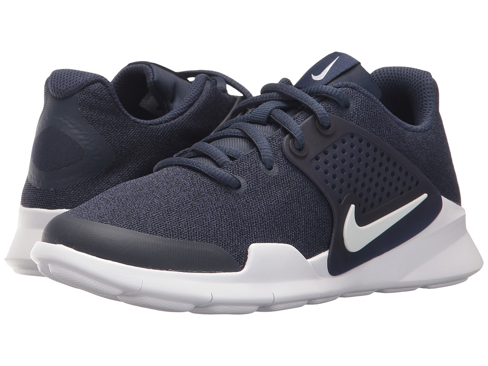 Nike Kids Arrowz (Big Kid) (Midnight Navy/White/Black) Boys Shoes