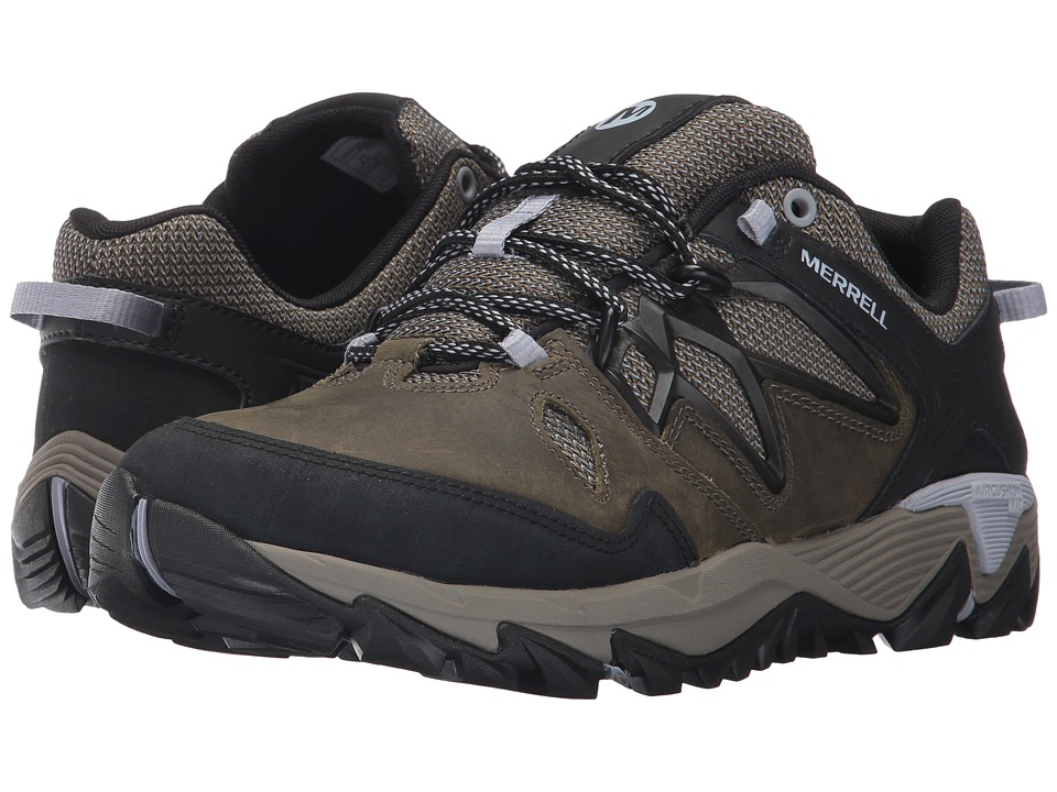 Merrell - All Out Blaze 2 (Dark Olive) Womens Shoes